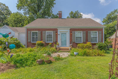 Single Family Home For Sale: 408 Frazier Dr