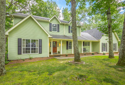 Signal Mountain Single Family Home Contingent: 510 Fern Tr