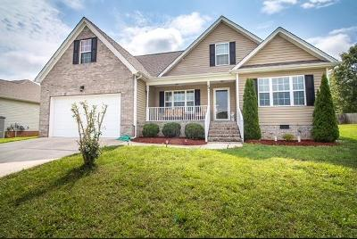 Ringgold Single Family Home For Sale: 200 Hatfield Dr
