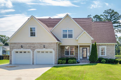 Ringgold Single Family Home For Sale: 79 Champagne Cir