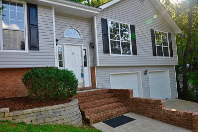 Ooltewah Single Family Home For Sale: 6017 Barkley Creek Dr