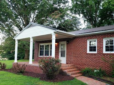 Soddy Daisy Single Family Home Contingent: 336 Hotwater Rd