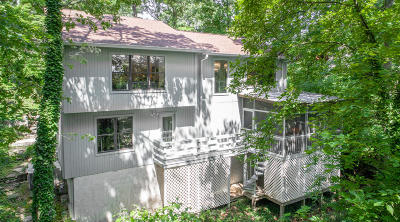 Chattanooga Single Family Home For Sale: 3218 Lockwood Dr