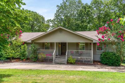 Chattanooga Single Family Home For Sale: 2216 Bending Oak Dr