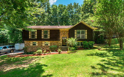 Hixson Single Family Home For Sale: 808 S Valleywood Cir