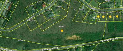 Dayton Residential Lots & Land For Sale: 12.06ac Blueberry Hill Rd