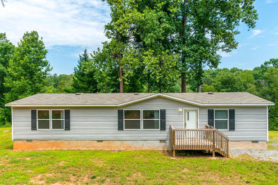 Soddy Daisy Single Family Home Contingent: 9885 Lovell Rd