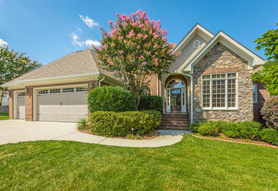 Hixson Single Family Home For Sale: 5973 Sunset Canyon Dr