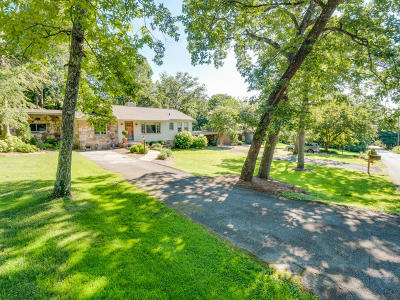 Lookout Mountain Single Family Home For Sale: 209 Wendy Tr