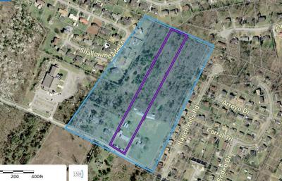 Chattanooga Residential Lots & Land Contingent: 8015 Shallowford Rd