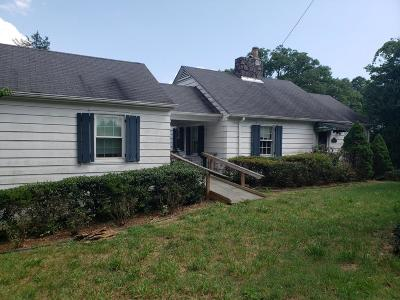 Hixson Single Family Home For Sale: 2602 Hamill Rd