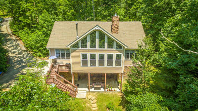 Dunlap Single Family Home For Sale: 663 Deep Woods Dr