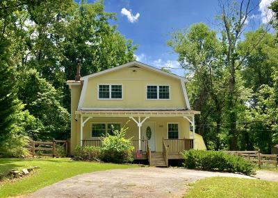 Signal Mountain Single Family Home For Sale: 836 Carlin St