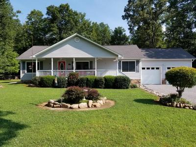 Dunlap Single Family Home For Sale: 322 Rock Creek Rd