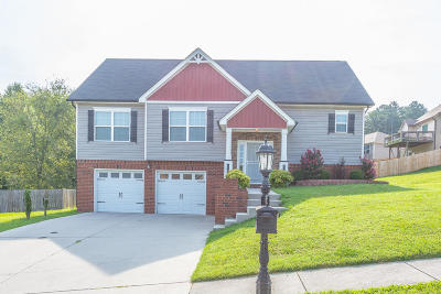 Hixson Single Family Home Contingent: 8574 Booth Bay Dr