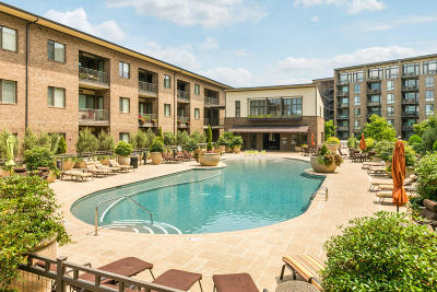 Chattanooga Condo For Sale: 200 Manufactuers Rd #618