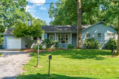 Signal Mountain Single Family Home For Sale: 216 Dawn St