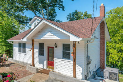 Chattanooga Single Family Home For Sale: 511 Crewdson St