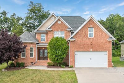 Ooltewah Single Family Home For Sale: 8899 Sunridge Dr