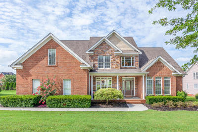 Ooltewah Single Family Home For Sale: 8205 Rambling Rose Dr