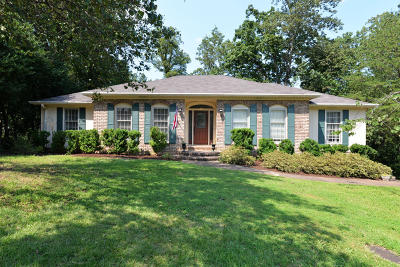 Hixson Single Family Home For Sale: 5808 N Park Rd