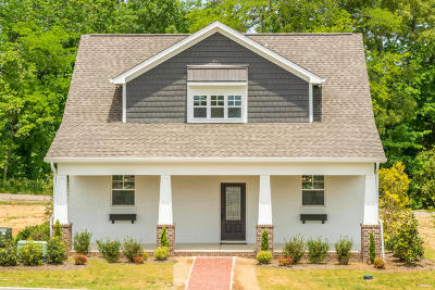 Ooltewah Single Family Home For Sale: 9289 Skyfall Dr #Lot 2