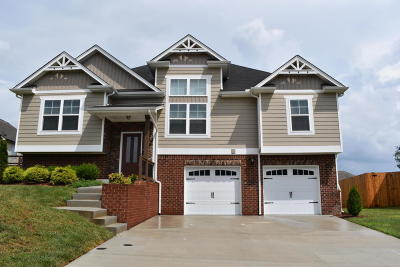 Hixson Single Family Home For Sale: 8234 Booth Bay Dr #169