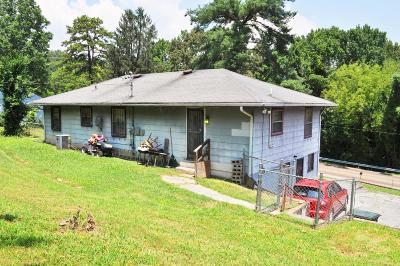 Chattanooga TN Single Family Home For Sale: $79,900