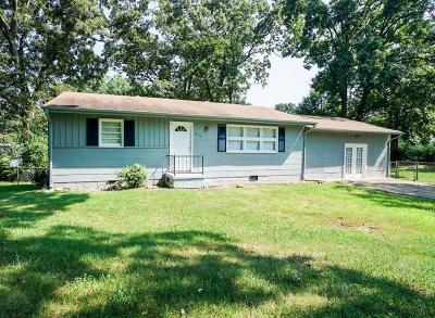 Chattanooga TN Single Family Home For Sale: $145,000