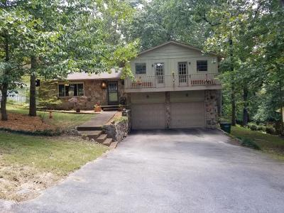 Ooltewah Single Family Home For Sale: 5308 Country Village Dr