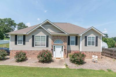 Soddy Daisy Single Family Home Contingent: 2107 N Fork Dr