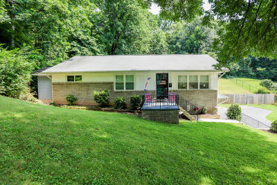 Chattanooga TN Single Family Home For Sale: $215,000