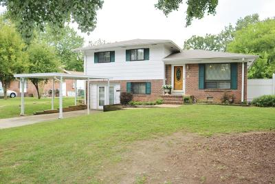 Hixson Single Family Home For Sale: 347 Serena Dr