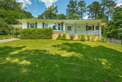 Chattanooga TN Single Family Home For Sale: $249,800