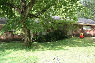 Chattanooga Multi Family Home For Sale: 7623 Bishop Dr