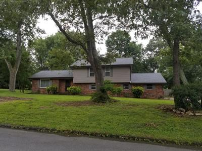 Ringgold Single Family Home For Sale: 164 Grant Dr