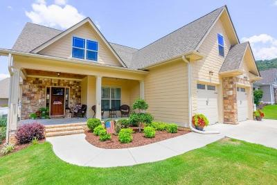 Ooltewah Single Family Home For Sale: 8405 Deer Run Cir