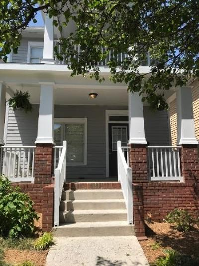 Chattanooga Single Family Home For Sale: 803 Fairview Ave