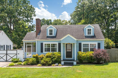 Chattanooga Single Family Home For Sale: 5312 Marion Ave