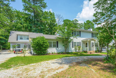 Chattanooga Single Family Home For Sale: 7947 Long Dr