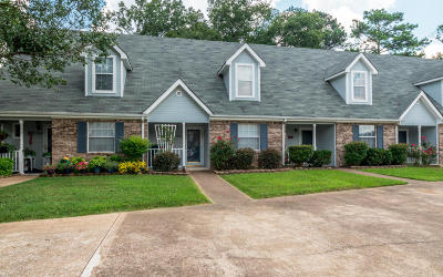 Chattanooga Townhouse For Sale: 1228 Lenny Ln