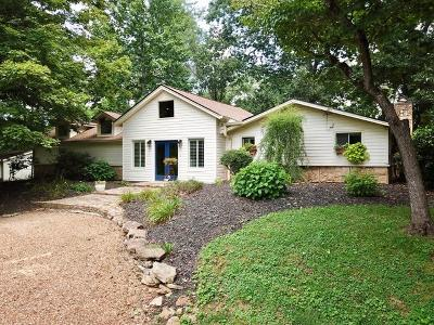 Georgetown Single Family Home For Sale: 332 Anderson Cabin Rd