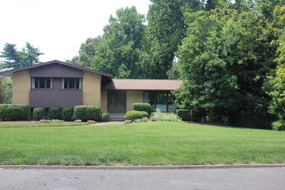 Cleveland Single Family Home For Sale: 3615 Waverly Dr