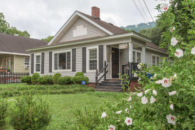 Chattanooga Single Family Home For Sale: 5605 St. Elmo Ave