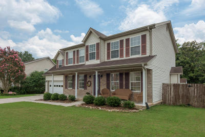 Hixson Single Family Home For Sale: 1651 Chase Meadows Cir