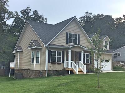 Lookout Mountain Single Family Home For Sale: 206 A Wendy Tr