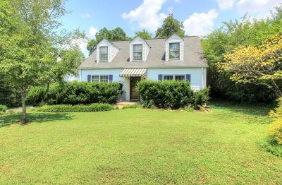 Chattanooga Single Family Home Contingent: 403 Guild Dr