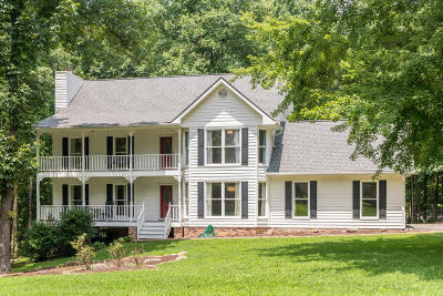 Signal Mountain Single Family Home For Sale: 3106 Bee Tree Ln