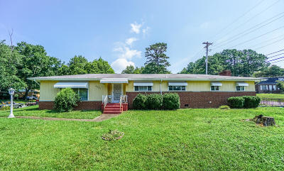 Chattanooga Single Family Home For Sale: 3601 Claremont Ave