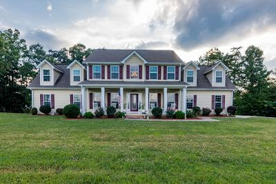 Ringgold Single Family Home For Sale: 2137 Saunders Rd